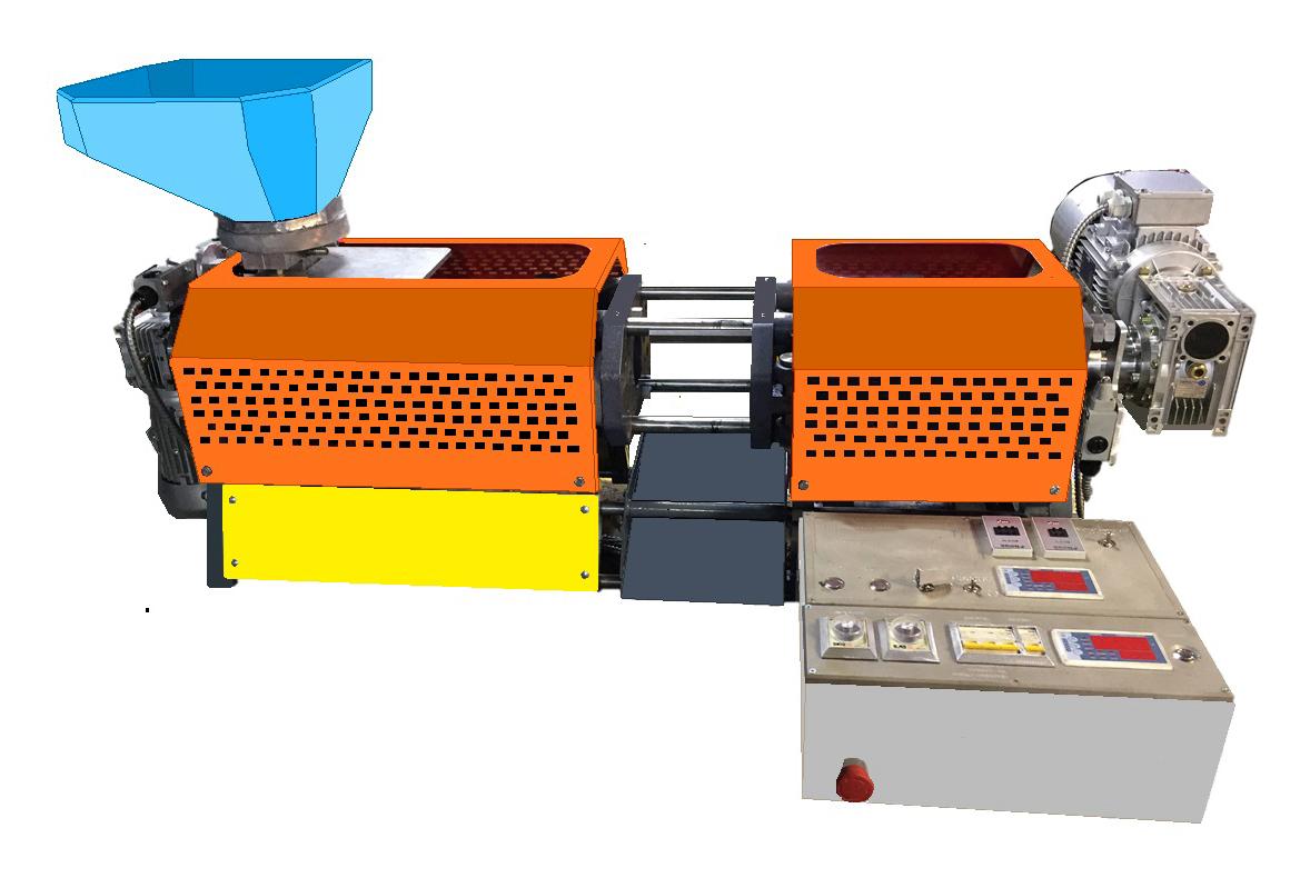 Мини шприц машина BTE332