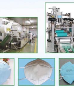 производство на защитни маски KN95